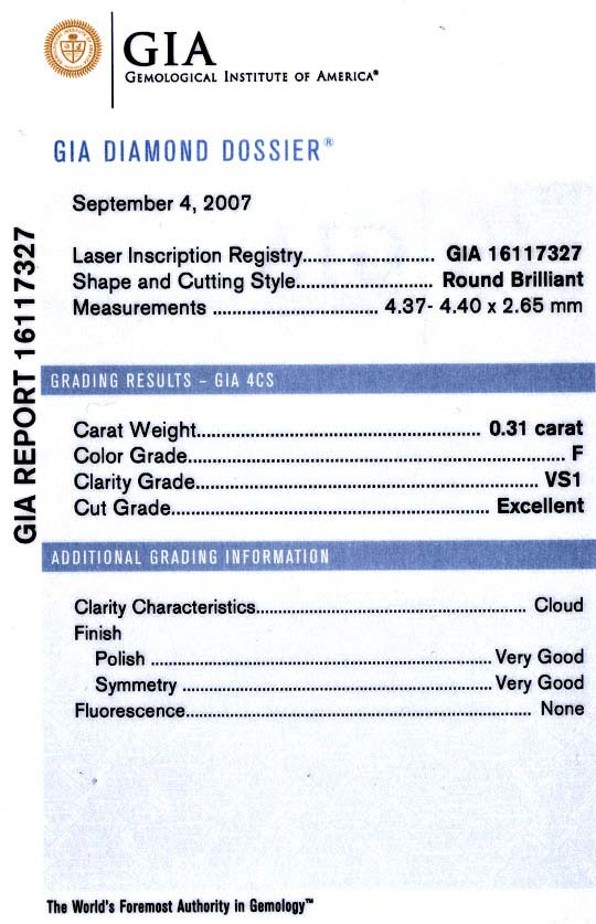 how to read gia laser inscription
