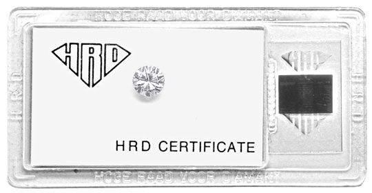 Foto 1 - River Lupenren HRD Einkaraeter Diamant Brillant Diamond, D5104