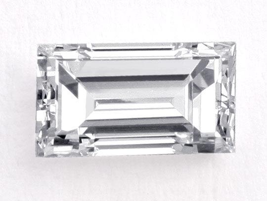Foto 1 - Halb Karaeter 0,502 Carat Diamant Baguette River Juwel!, D5121