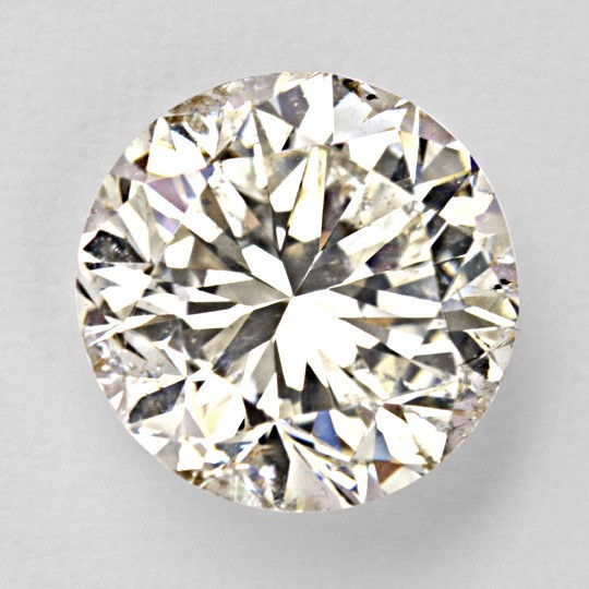 Foto 1, Riesen Diamant 2,8ct Brillant IGI Superbrillanz Diamond, D5809