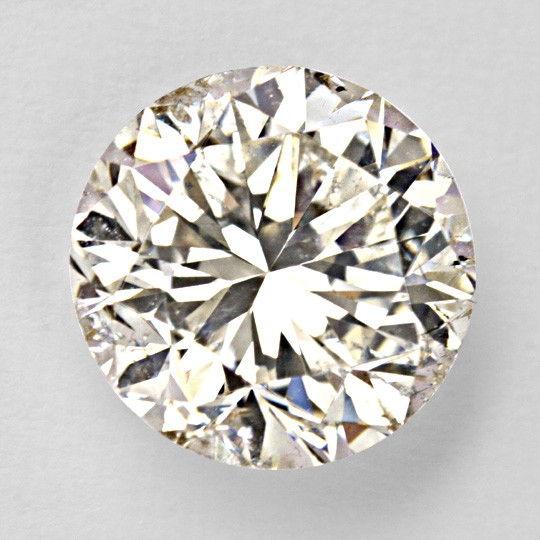 Foto 1, Riesen-Diamant 2,8ct Brillant IGI Superbrillanz Diamond, D5809