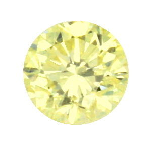 Foto 2, 1,25Carat Natural Fancy Yellow Zitrone Brillant VS1 IGI, D6107