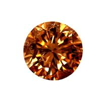 zum Artikel Natural Fancy Intense Orangy Brown 1,17 ct Brillant HRD, D6189
