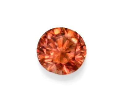 Foto 2, Fancy Intense Pink Brown Old Pink 1,06 ct Brilliant IGI, D6193