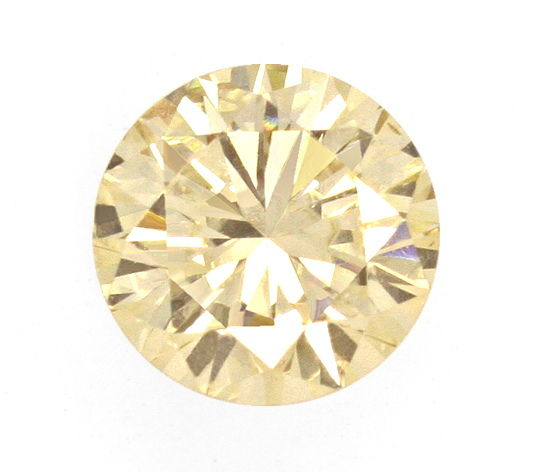 Foto 2, Diamant 1,02 Brilliant IGI Expertise Light Orangy Brown, D6242
