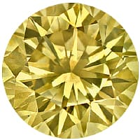 zum Artikel Diamant 1,16ct Brilliant IGI Expertise Gold Braun VVS2 , D6357