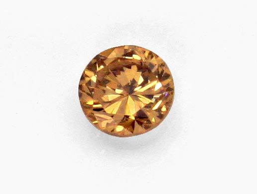 Foto 2, Diamant 1,02 ct Cognac Bronze Fancy Orangy Brown SI IGI, D6358