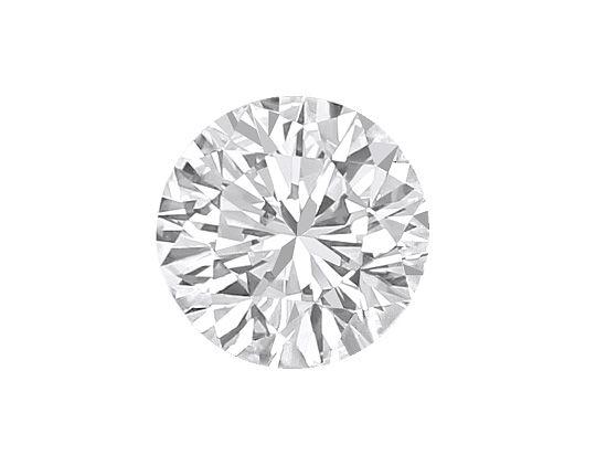 Foto 2, 2,59ct Riesen Diamant Lupenrein Wesselton HRD Gutachten, D6454
