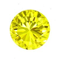 zum Artikel Dark Greenish Yellow Brilliant Wow Farbe IGI VS1 0,13ct, D6456