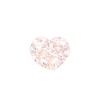 zum Artikel Herz Diamant 0,65 Carat Fancy Light Yellowish Pink, HRD, D6530