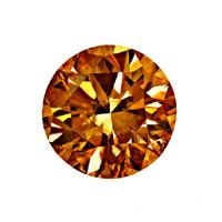 zum Artikel Brillant 2,22 Carat Fancy Deep Brown SI1 IGI Zertifikat, D6542