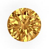 zum Artikel Brillant 1,01 Carat Natural Fancy Brown Gold Bronze IGI, D6675