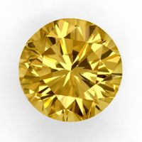 zum Artikel Brillant IGI 1,1ct in Natural Fancy Orangy Brown Cognac, D6677