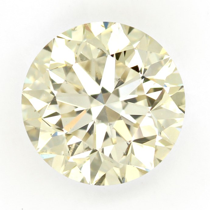 Foto 1 - Brillant 1,54ct Brilliant Zertifikat von GIA in S T SI1, D6698