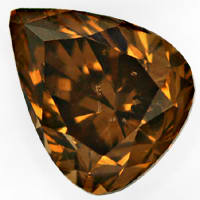zum Artikel Diamant 1,64ct Natural Fancy Orangy Brown IGI Expertise, D6818