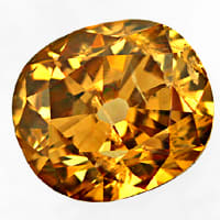 zum Artikel Cushion Diamant 0,70ct Fancy Deep Brown Orange GIA, D6836