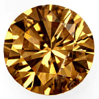 zum Artikel Brillant Einkaräter 1,05ct Fancy Deep Brown IGI, D6842