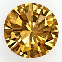 zum Artikel Brillant 0,52ct Fancy Brown IGI Zertifikat, D6856