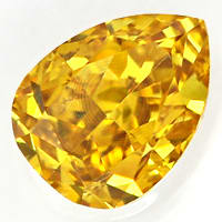 zum Artikel Diamant Tropfen 0,33ct Orange Brown VS IGI, D6905