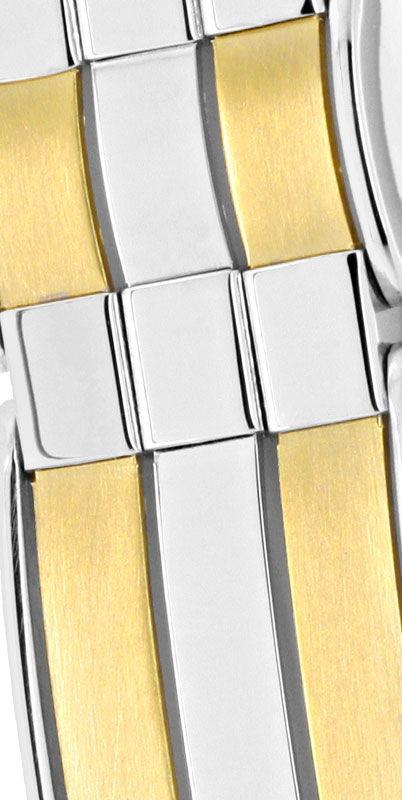 Foto 3, Designer Armband Gelb Weissgold Extrem Aufwendig Luxus!, K2081