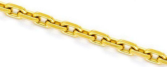 Foto 2, Ankerkette Goldkette Lange Gelbgold Anker-Kette 14K/585, K2285