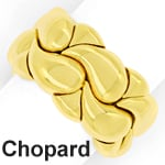 Chopard Casmir Ring in 750er Gelbgold