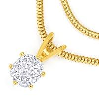 Diamanten Schmuck Uhren 55010