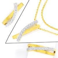 Diamanten Schmuck Uhren 53228