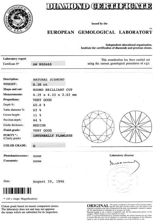 Foto 9, Brillant Weissgoldkollier 0,3 Diamant Collier Lupenrein, R1782