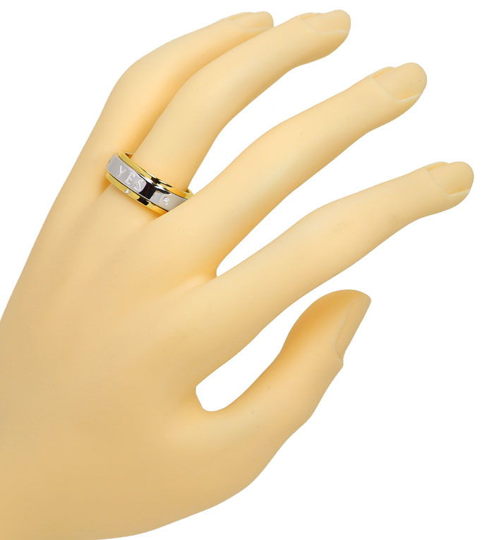 Foto 4 - Piaget Possession Spielring MAY BE YES NO mit Diamanten, R2619