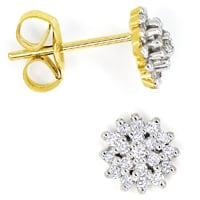Diamanten Schmuck Uhren 46152
