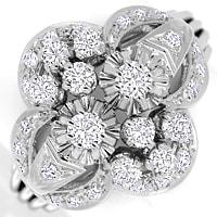 Diamanten Schmuck Uhren 65665