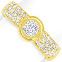 Diamanten Schmuck Uhren 64555
