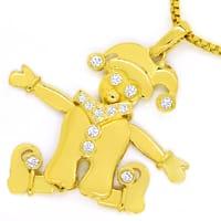 Diamanten Schmuck Uhren 66756