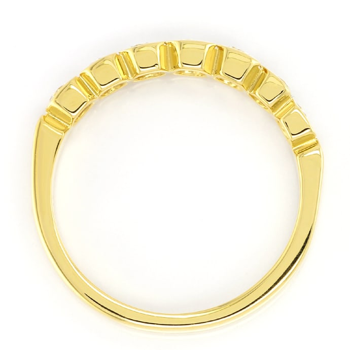 Foto 3 - Allianz Diamantring 0,53ct Brillanten Gelbgold, S2641