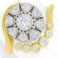 Diamanten Schmuck Uhren 85569