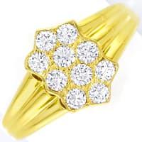 Diamanten Schmuck Uhren 61558