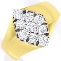Diamanten Schmuck Uhren 64054