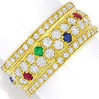 Diamanten Schmuck Uhren 85448
