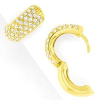 Diamanten Schmuck Uhren 55003