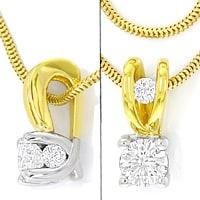Diamanten Schmuck Uhren 69118