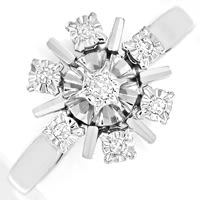 Diamanten Schmuck Uhren 53368