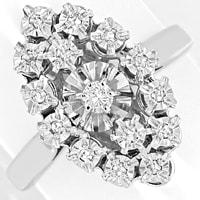 Diamanten Schmuck Uhren 57025