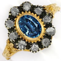 Diamanten Schmuck Uhren 65306