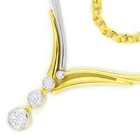 Diamanten Schmuck Uhren 40163