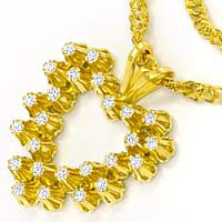 Diamanten Schmuck Uhren 61853