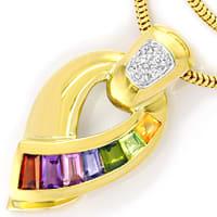 Diamanten Schmuck Uhren 46078