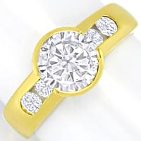 Diamanten Schmuck Uhren 46228