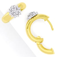 Diamanten Schmuck Uhren 46006