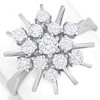Diamanten Schmuck Uhren 63230